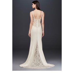 Brand New Wedding Dress from David's Bridal